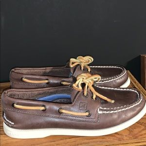 Sperry Top Sider Sahara Leather Men's 6